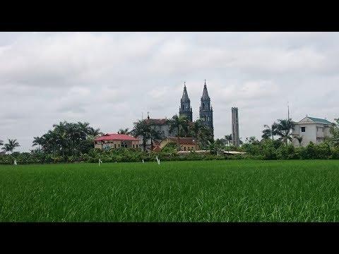 Trực tiếp rước đoàn đồng tế và thánh lễ chính tiệc tuần chầu Giáo xứ Trà Vy - Gp Thái Bình 17/9/2017