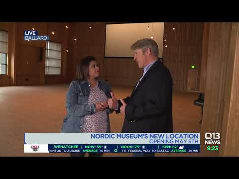 Check out the new location of the Ballard Nordic museum
