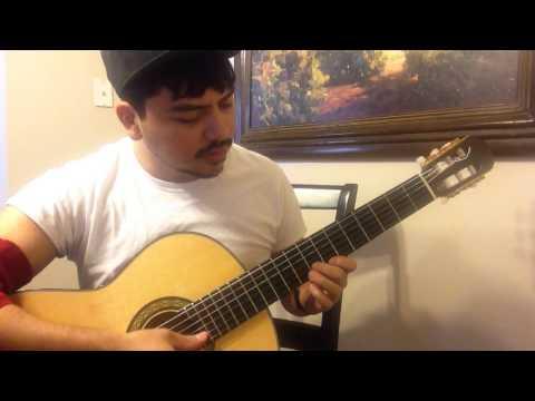 Como Tocar Ella  (Requinto, Acordes) - Jose Alfredo Jimenez
