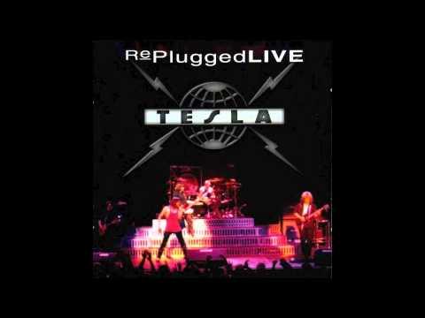 Tesla - RePlugged Live - 10 - We're No Good Together [LIVE]