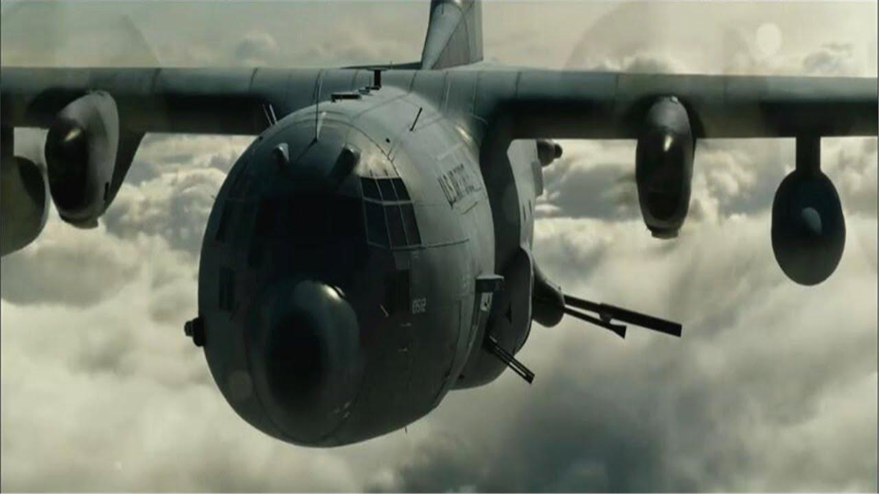 真事改编:4名特种兵被200名塔利班武装追杀,气得美军出动武装运输机!