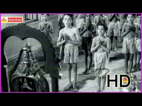 Thallivi Neeve Thandrivi Neeve - Devotional Song - In Mooga Nomu Telugu Movie (HD)