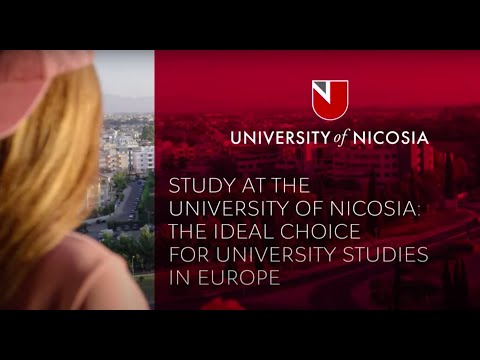 Study at the University of Nicosia: The Ideal Choice for University Studies in Europe | 2021