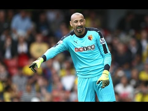 Heurelho Gomes- Best Saves- Watford FC