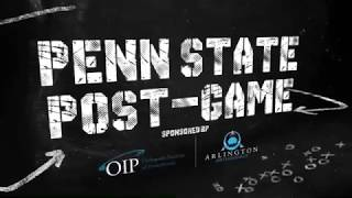 Penn State Michigan Post-Game Show