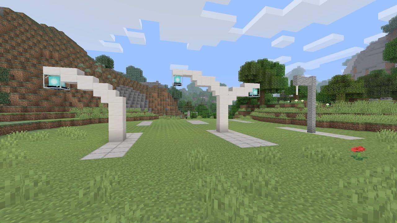 Tuto Lampadaires Modernes Minecraftps4fr