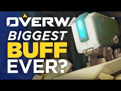 Top 5 BUFFS That Changed Overwatch Forever