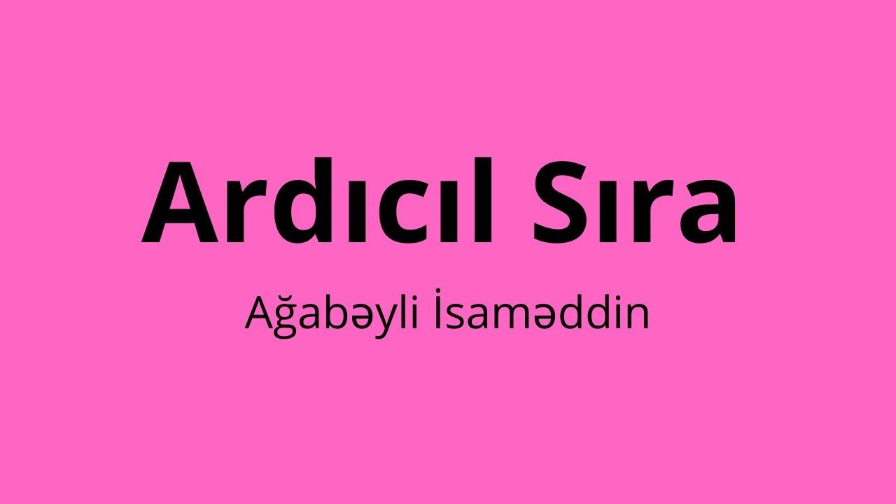 İlbiz ,Qarışqa Məsələləri (Qızıl Qaydalar). Ağabəyli İsaməddin.