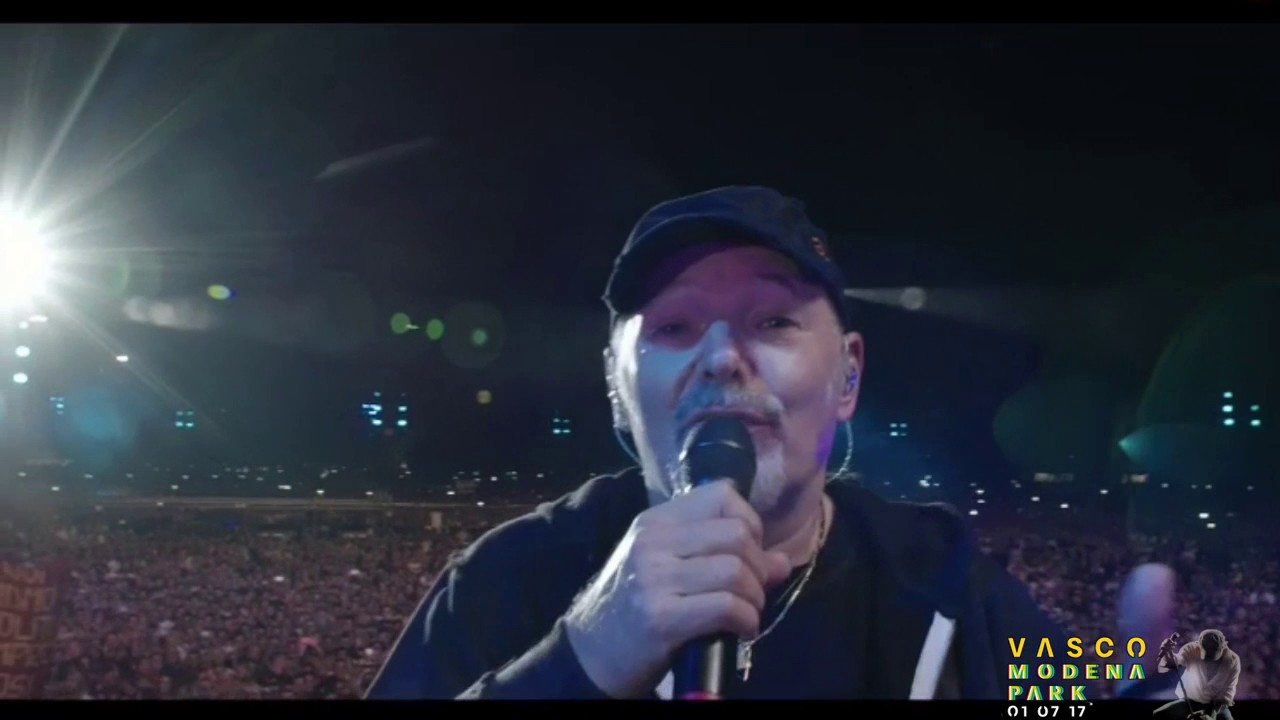 Vasco Rossi I Soliti Live Modena Park Youtube