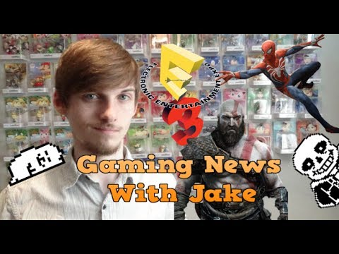 Sony E3 2017 Press Conference - Gaming News With Jake
