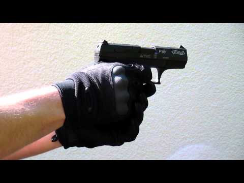 Walther P99 Kaliber 9mm P.A.K. Review