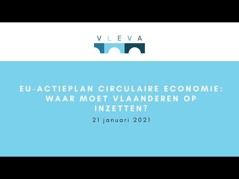 EU actieplan circulaire economie: Waar moet Vlaanderen op inzetten?