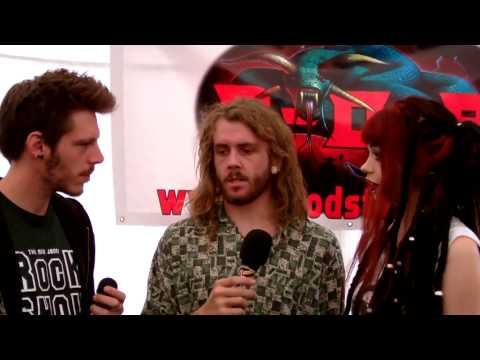 Mask Of Judas Interview - Bloodstock Festival 2013