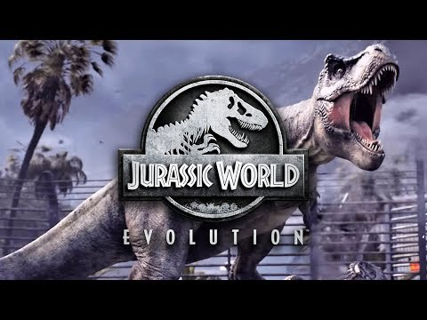 Dino-Kämpfe: T-REX vs. T-REX 🎮 JURASSIC WORLD EVOLUTION