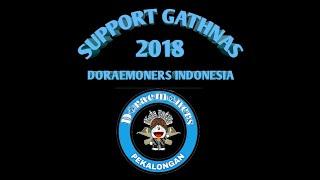 Support Gathnas Doraemoners indonesia regional pekalongan (meet and greet dubber doraemon DKK)