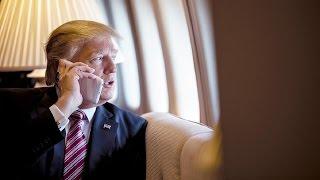 """Trump carga contra los medios de las """"noticias falsas"""""""