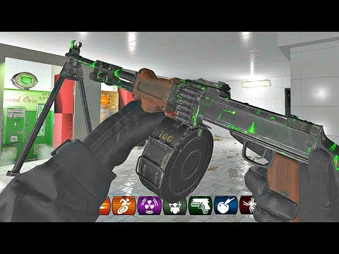 CALL OF DUTY CUSTOM ZOMBIES MOD TOOLS! | BATHROOM SURVIVAL MAP WITH NEW MODERN WARFARE WEAPONS!