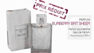 BURBERRY BRIT SHEER kvepalai Thumbnail