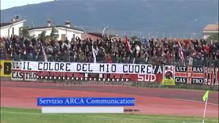 Castrovillari Locri finisce a reti inviolate 0a0 18 nov 2017