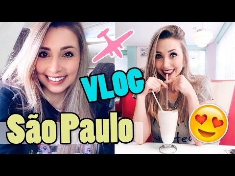 6 DIAS COMIGO EM SÃO PAULO + BEAUTY FAIR 2016 | Jana Taffarel
