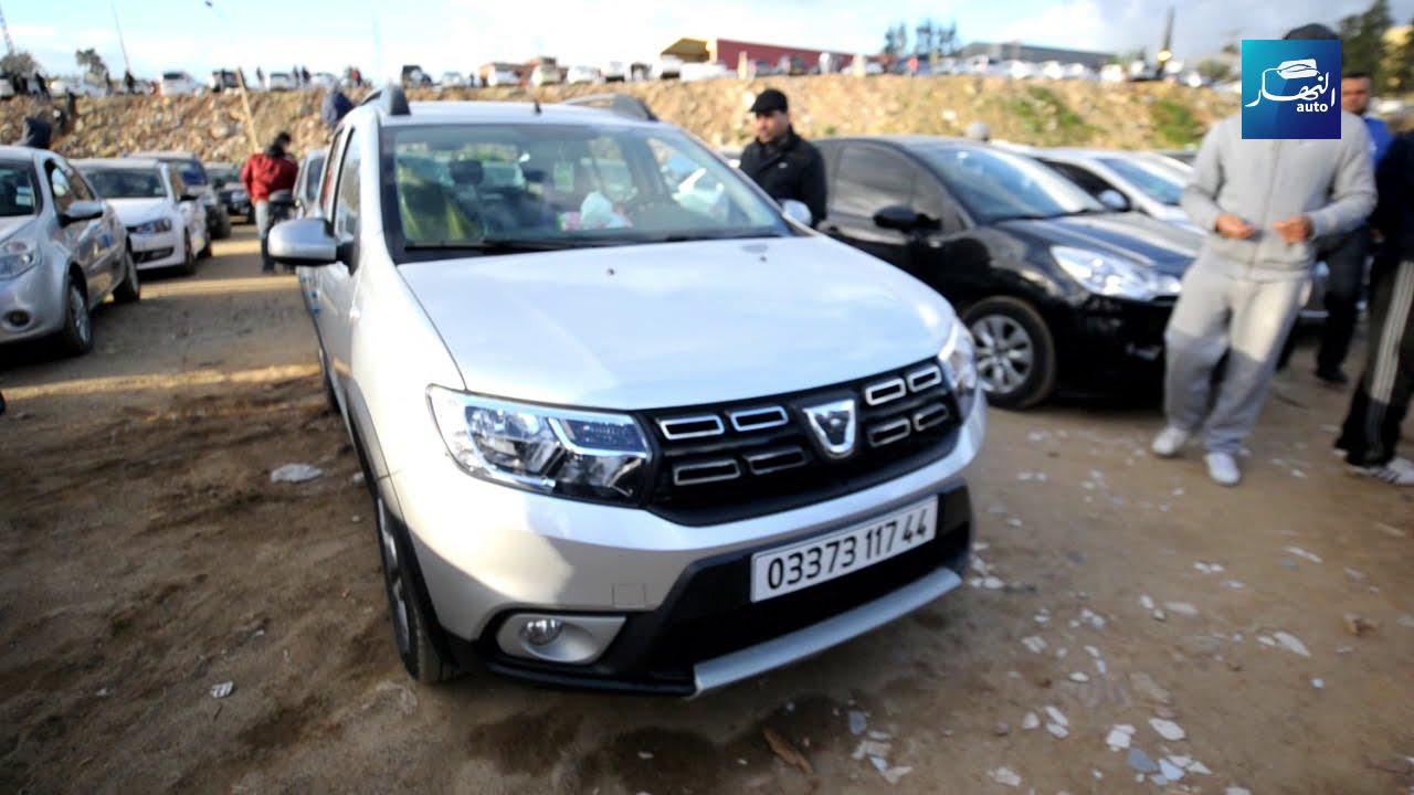 50e3710e3 تعرف على أسعار السيارات المستعملة اليوم بسوق تيجلابين - Ennahar Tv ...