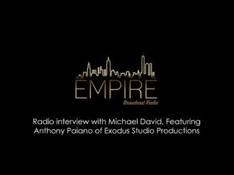 Anthony Paiano radio interview with the Empire Broadcasting Group