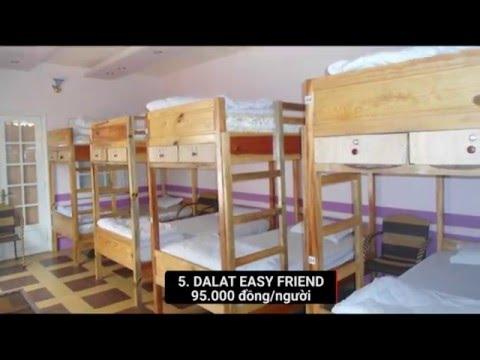 5 phòng nghỉ tập thể giá chỉ từ 100.000 đồng ở Đà Lạt