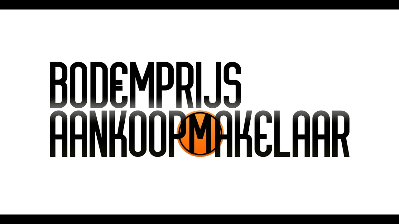 Bodemprijs Aankoopmakelaar