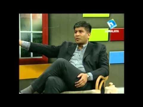MEX Nepal CEO Interview at Himalaya TV