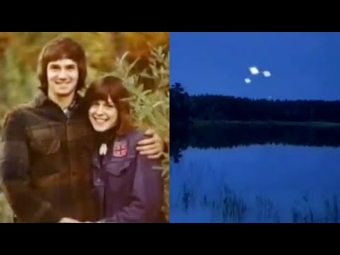 The Klinger's Couple Close UFO Encounter Incident with Missing Time (1975) - FindingUFO