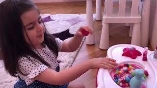 GiGi pretend Play Dress up&Kids Make up Toys