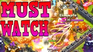 CLASH OF CLANS! - WORLDS BEST CLASH OF CLANS PLAYER! TOWN HALL 10 TROLL BASE! CLASH OF CLANS PRO?