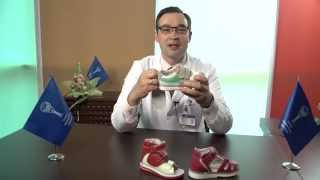 видео Ортопедическая обувь Персей