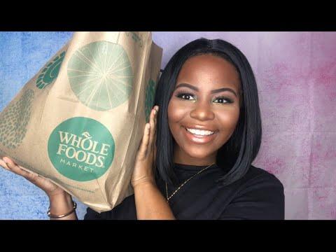 WHOLE FOODS HAUL 🌱 2018!! | Indie Ischemia