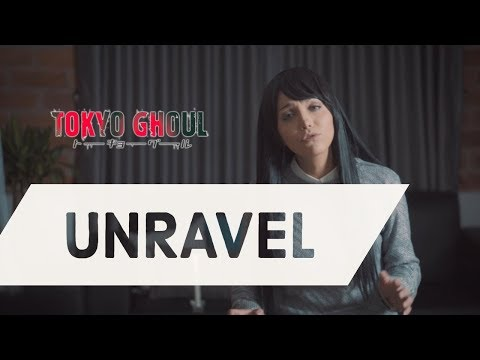 """""""Unravel"""" Tokyo Ghoul Full Cover Acústico 🖤"""