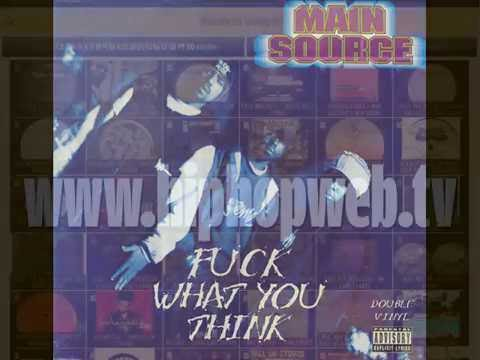 Main Source - What You Need (1994)