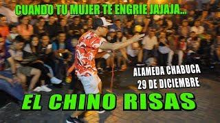 """El Chino Risas """"Cuando Tu Mujer Te Quiere Engreír"""" 29 De Diciembre 2018"""
