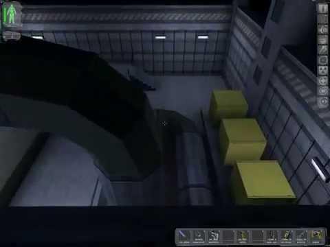 Deus Ex Walkthrough Part 33 Vandenberg Air Force Base (Looking for Gary Savage)