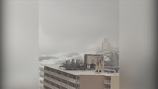 Panama City Beach sees extensive damages after severe weather