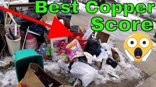 Even More Copper Found in the Trash