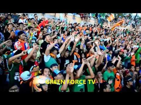 Bonek Sakera Ku Yakin Kau Bisa (Cover Brigata Curva Sud) HD