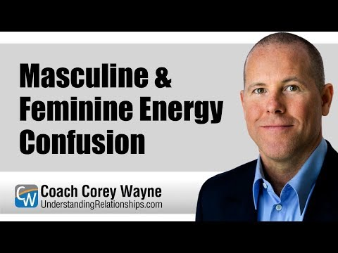 Masculine & Feminine Energy Confusion