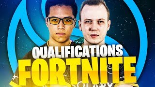 KINSTAAR & MZQQQ | QUALIFICATIONS WL FORTNITE - Team Solary (15/06)