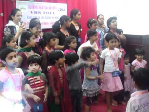 KIDS KINGDOM-VBS 2011,JDM KUWAIT