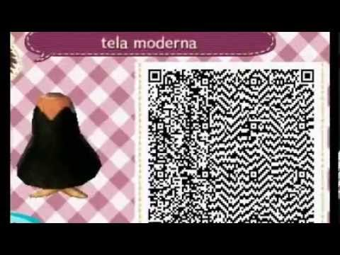 Qr Codes Animal Crossing New Leaf By Laura Muniz Sanchez