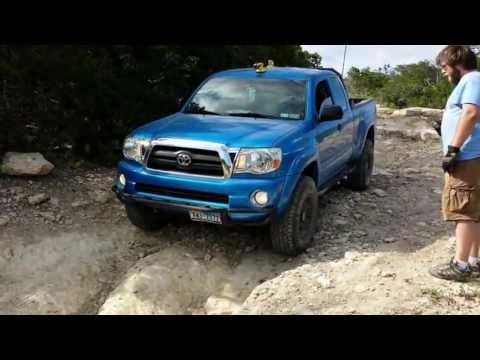 G.A.T.O.R. Greater Austin Toyota Off-Road: This is a park road?