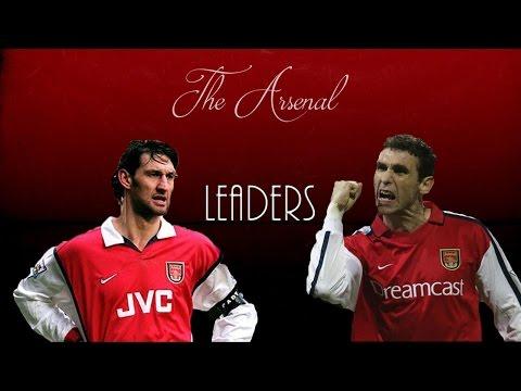Adams & Keown ● Leaders ● Arsenal FC