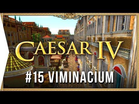 Caesar IV ► Mission 15 Viminacium - Classic City-building Nostalgia [HD Campaign Gameplay]