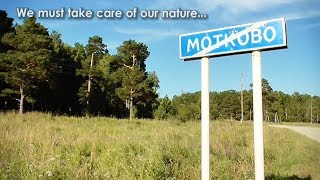 """We must take care of our nature   Russia, Siberia (village """"Mo…"""