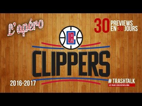Apéro TrashTalk - Preview saison 2016/17 : Los Angeles Clippers